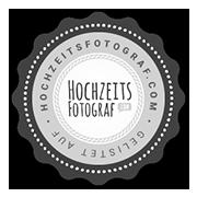 Hochzeitsfotograf-Badge