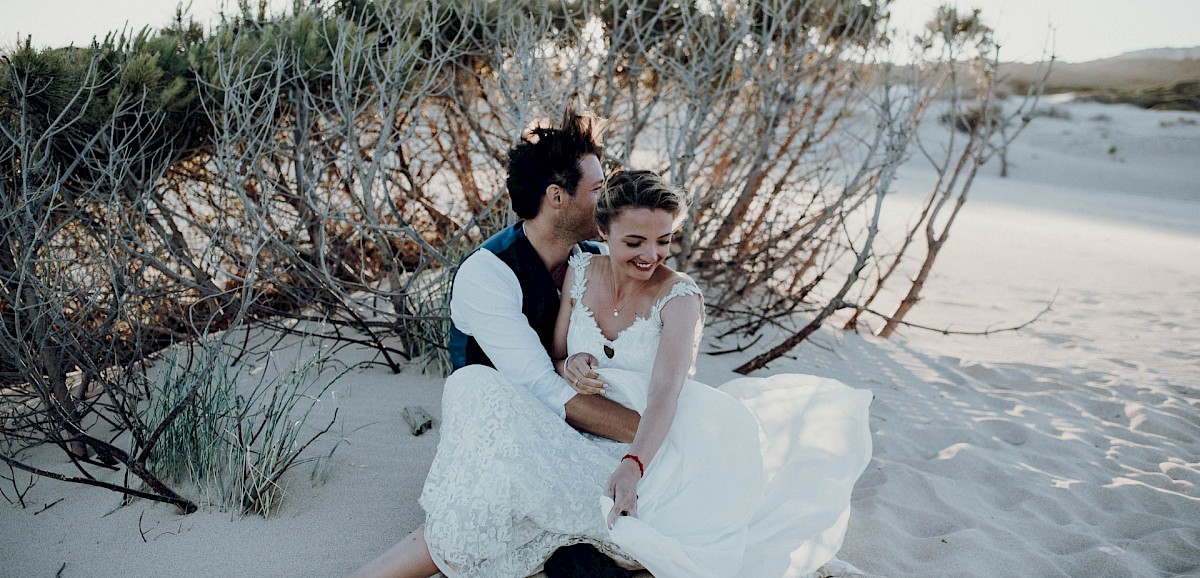 Lisa und Henne - Tarifa - Destinationwedding