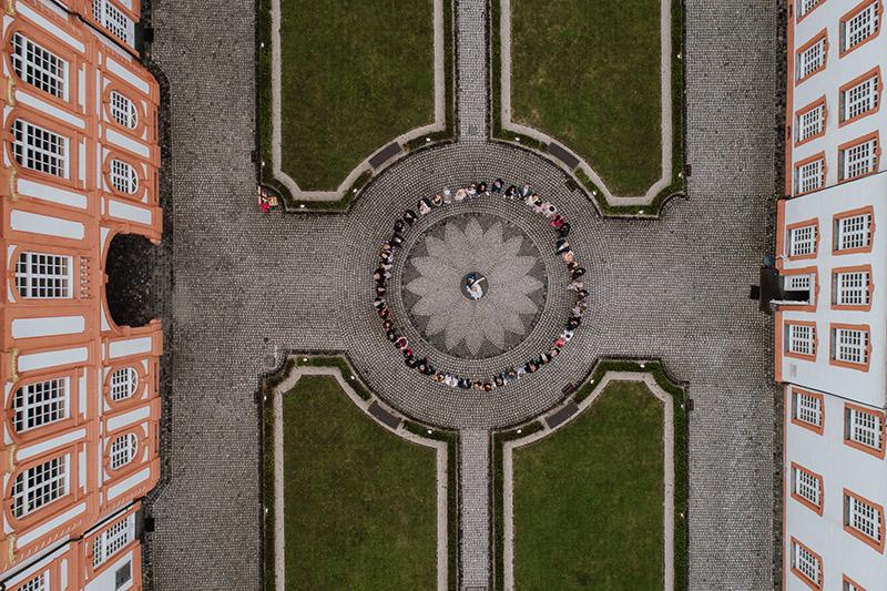 Aus Der Luft Drohnenfotos Reinhardt Sommer